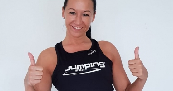 Jumping Fitness - jetzt auch freitags!